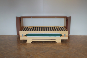 træk ud seng Thysen Nielsen ApS ::: Den skjulte seng træk ud seng